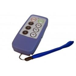 Fjernbetjening til PLC