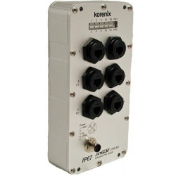 6 ports switch 10/100 RJ45...