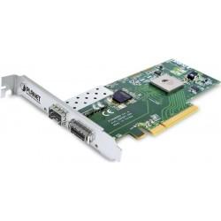2 port SFP+ 10Gbit netkort CX4
