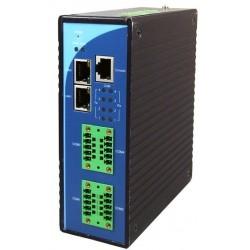 Iso 4-port serie portserver