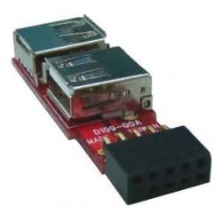 USB pinhead fra motherboard...