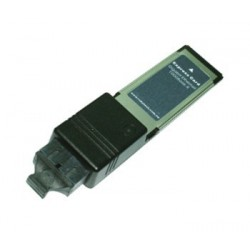 ExpressCard med fiber...