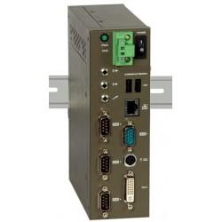 Blæserløs Mini PC m/1.6GHz...