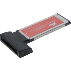 ExpressCard til Compact Flash adapter