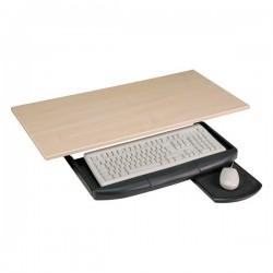Svart tastaturholder inkl....