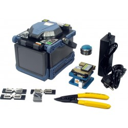 Portable fusion splicer -...