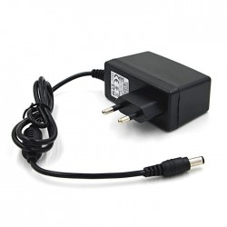 EU power adapter DC12V 2A...