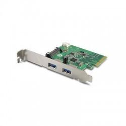 PCI Express kort med 2 x...