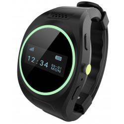 Sort GPS tracker ur