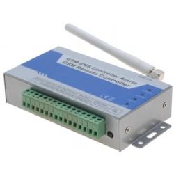 GSM alarm controller til...