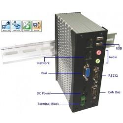 Embedded mini PC uden OS