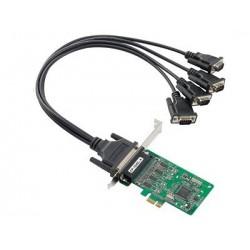 4-ports PCI Express-kort...