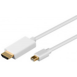 DisplayPort kabel. DP mini...