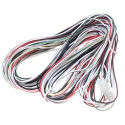 Rest salg: I/O kabel til...