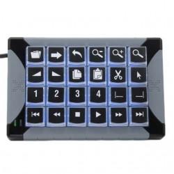 Tastatur med 24 x...