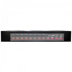 XVA-N0808, 8 x 8 VGA Matrix med lyd