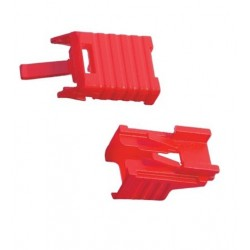 RJ45 stik/ lås. Lockable...