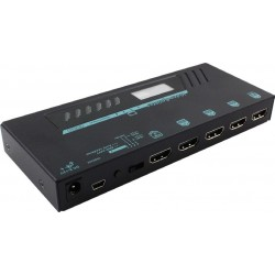 4 ports HDMI splitter 4K/ 60Hz