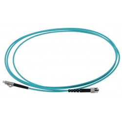 Omformer fiberkabel LC-ST,...