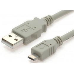 Micro USB kabel til...
