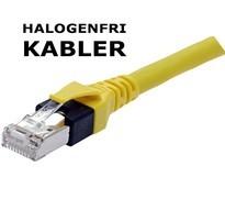 PUR- Halogenfrie kabler