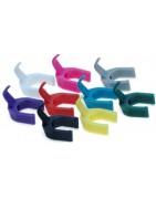 Kabel clips i farver