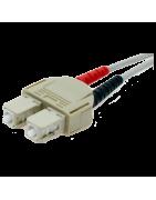 SC / SC - Multimode og Singlemode